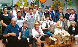 Folklore-Traditionsgruppe Aldringen