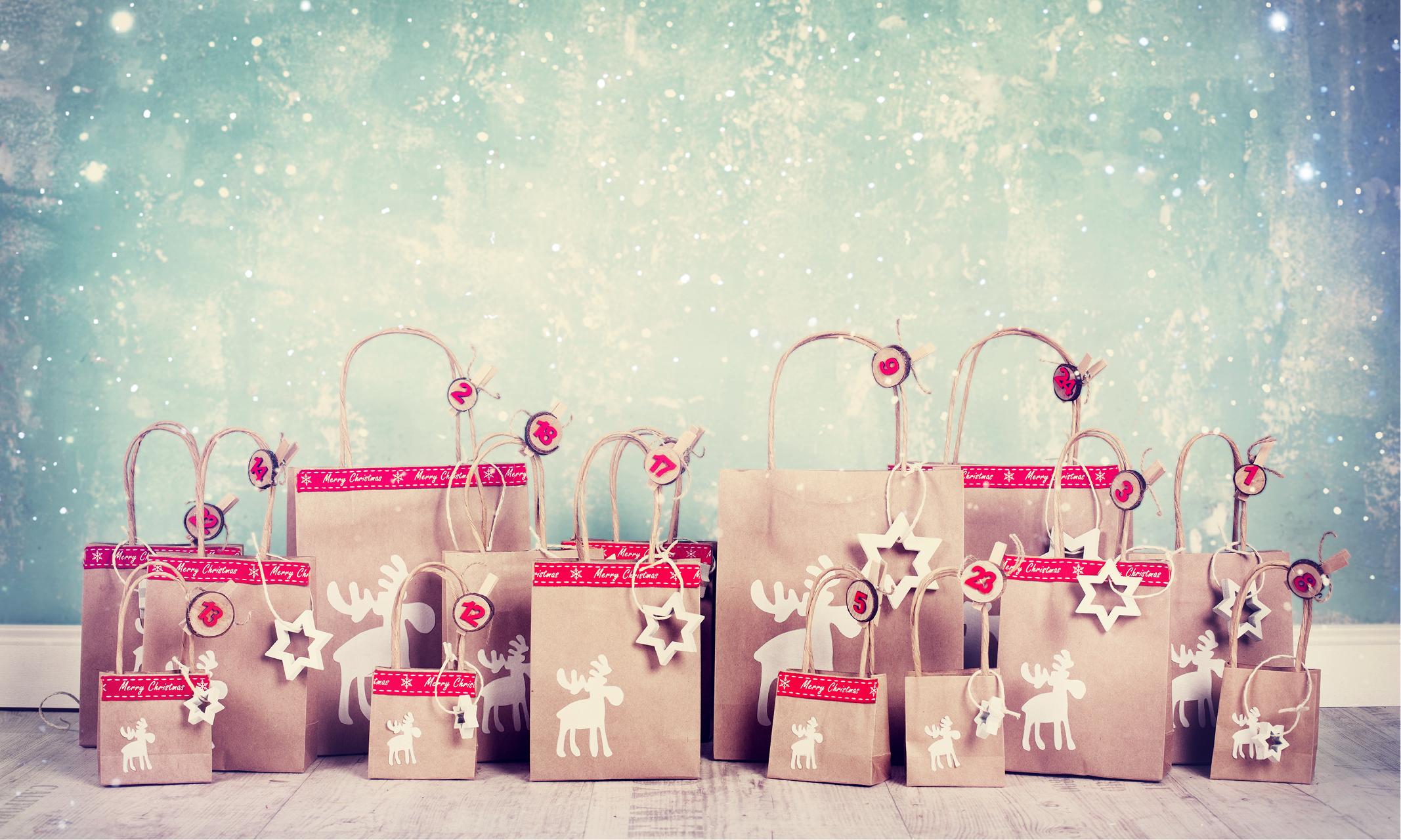 Adventskalender mit ostbelgischen Geschenkideen