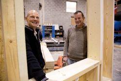 Wood & Roof liefert ostbelgisches Qualitätshandwerk