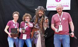 5. Euregionales JugendFilmFestival in Eupen