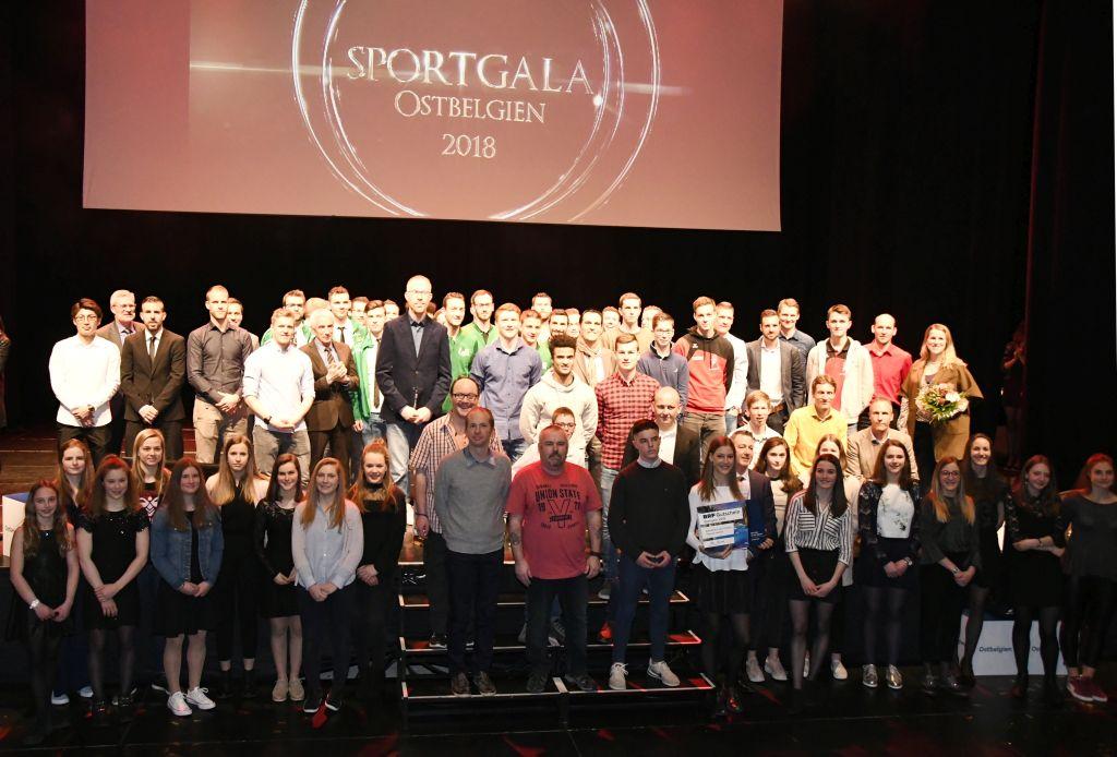 Die Sportgala 2018: Typisch ostbelgisch