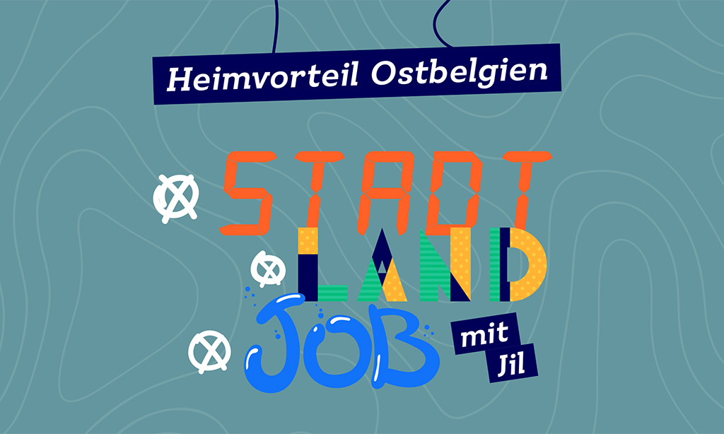 Stadt, Land, Job - Es geht los!