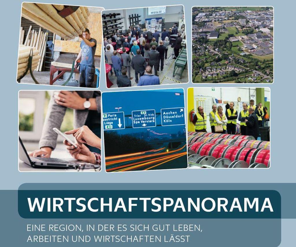 """""""Wirtschaftspanorama"""" der WFG Ostbelgien erschienen"""